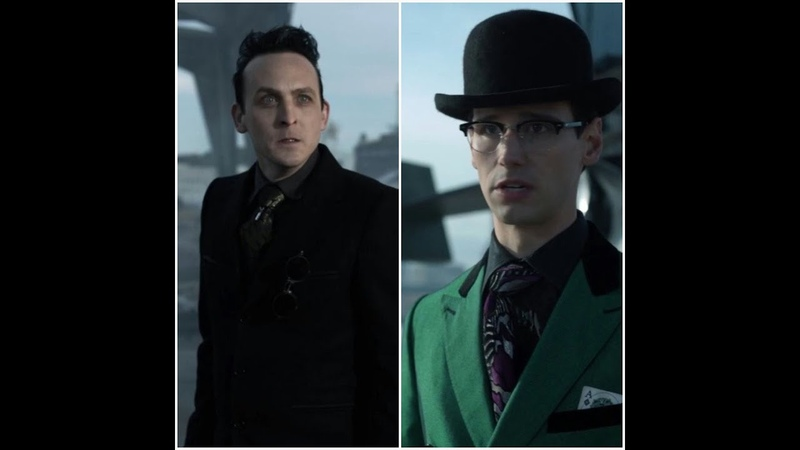 Nygmobblepot - Mad about You