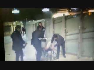 Видео задержания Анастасии Вашукевич (Насти Рыбки)