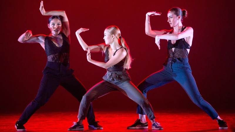 Femme Fatale - Rising In Motion at Breakin' Convention 2018 | Danceproject.info