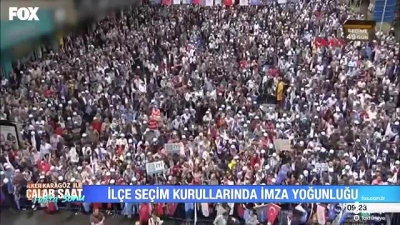 6 Mayıs 2018 İlker Karagöz ile Çalar Saat Hafta Sonu 02