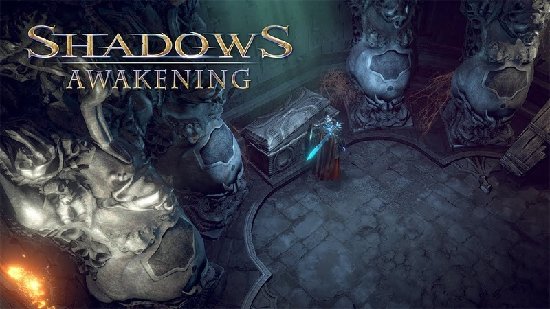 Shadows Awakening - DLC: Necrophages Curse Trailer