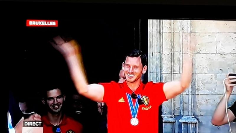 Belgique championne de Monde ⚽️🥉🇧🇪