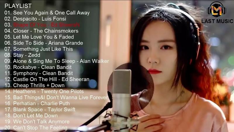 Lagu Barat Terbaru 2017 Terpopuler Di Indonesia Cover by J Fla
