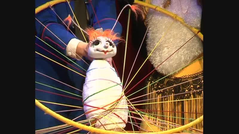 Премьера сказки Чуковского прошла в курском театре кукол