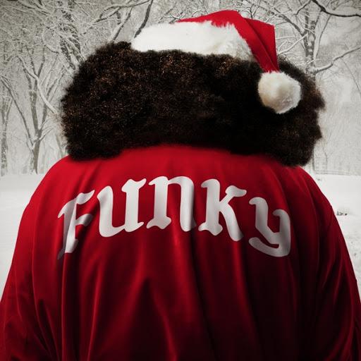 Aloe Blacc альбом Christmas Funk