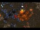 Fantasy T v HyuK Z on Bloody Ridge - StarCraft - Brood War REMASTERED 2019