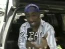 Tupac Yo MTV Raps On Set Of Poetic Justice 1992