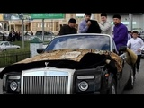 Dangerous Mafia cars spotted on the streets - Fully armoured vehicles!!!