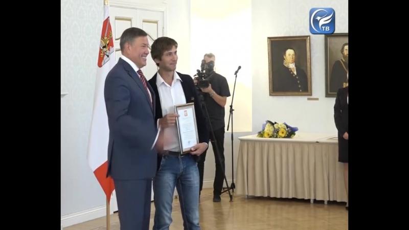 Губернатор Вологодской области лично наградил спортсменов, спасших тонущих детей в Великоустюгском районе