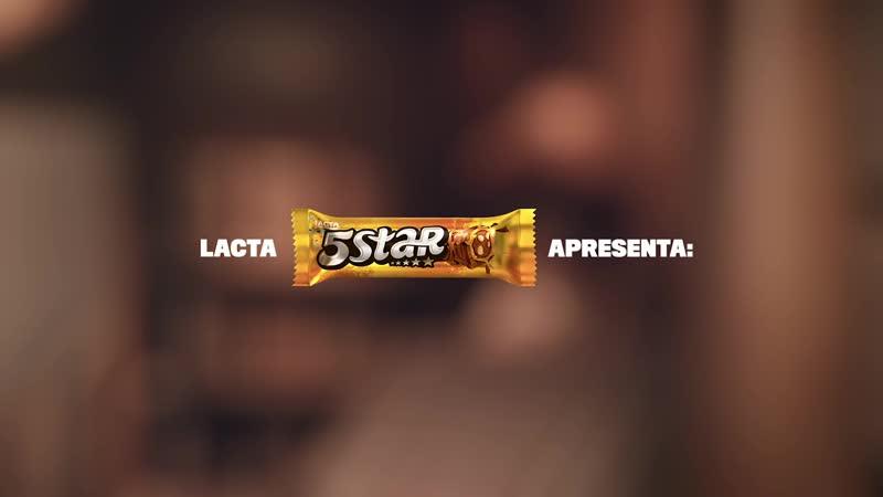 LACTA 5STAR APRESENTA CIDADE DE