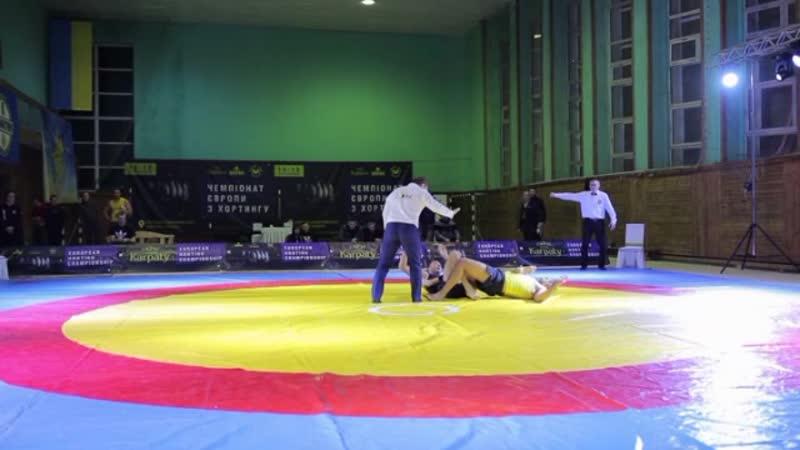 фінал чемпіонату Європи з хортингу