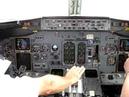 Poznan Lawica - Girona Costa Brava Boeing B737 Cockpit View Takeoff [short runway]