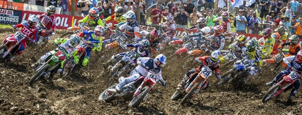 AMA Motocross 2018, этап 5 - Теннесси (видео, фото, результаты)