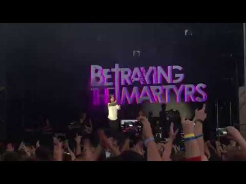 Betraying the Martyrs - The Great Disillusion (Live) Atlas Weekend 2018 (5.07.2018)
