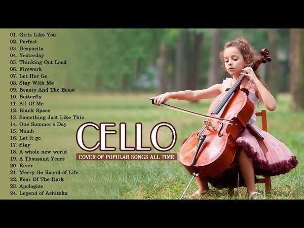 Top Cello Covers of Popular Songs 2019 - Best Instrumental Cello Covers All Time