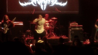 Signs Of The Swarm Live, DemonFest 2018 Gramercy Theatre (Video 2)