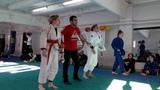 Турнир Fight and Roll Girs_4_05_2019_Gi_абсолютка_Петрова VS Полякова
