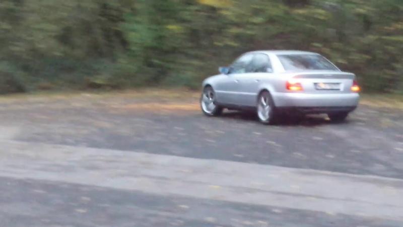 Audi a4 b5 1.8t quattro drift fun power