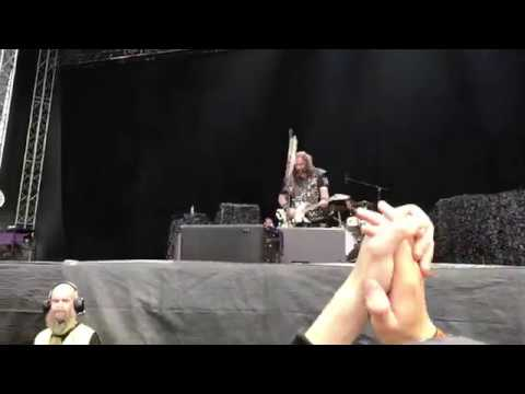SOULFLY - The Summoning (New Song) - Gefle Metal Festival 2018-07-13