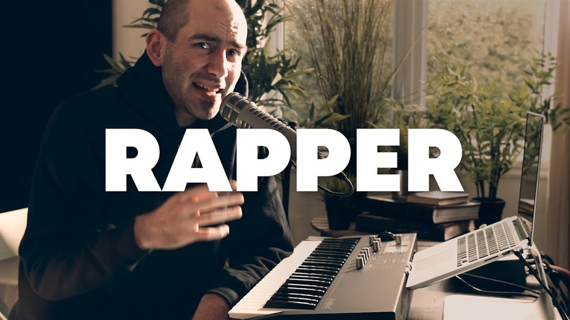 I'll never be a rapper (feat. nobody)