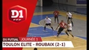 J1 : Toulon Elite Futsal - AFS Roubaix (2-1)