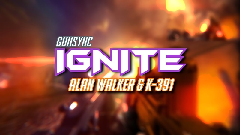 Gun Sync Collab: K-391 Alan Walker - Ignite (feat. Julie Bergan Seungri) (ft.Themellow.)