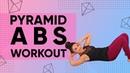 Пирамидная тренировка пресса 500 повторений. Pyramid Ab Workout - 500 reps!