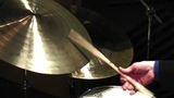 Jazz Ride Cymbal Techniques and Dynamics - Drummer's Guide to Big Band