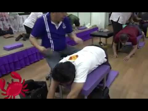 Hammer Massage Therapy for Back Pain