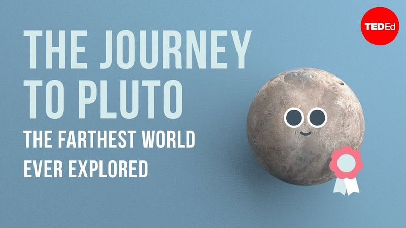 The journey to pluto the farthest world ever explored alan stern