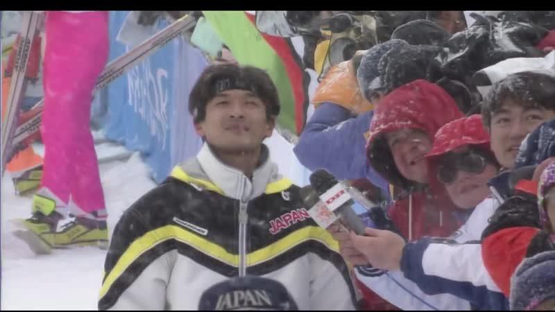 OWG 1998 Ski-jumping K120 Team - Team Japan