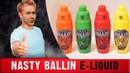 Nasty Ballin e-liquid - НАСТЯ БЛИН ДАЙ ГАЗИРОВКИ))