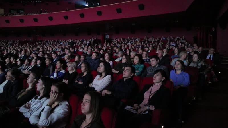 Любовь Грибкова о своем впечатлении от фильма Пришелец (2018)