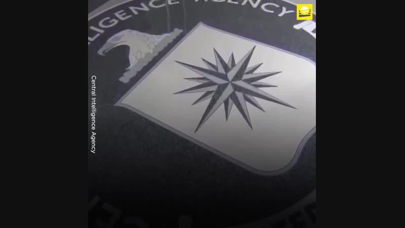 Немного о ЦРУ США