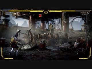 Mortal Kombat 11 Full Tower Match Gameplay