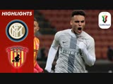 Inter vs Benevento _ Inter Enjoy SIX Goal Thriller _ Coppa Italia 18_19
