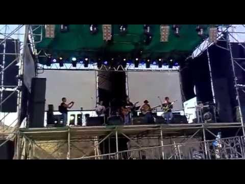 Группа Я Живу (Судак) Фестиваль 26.07.2012