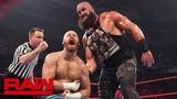 WBSOFG Braun Strowman vs. Sami Zayn Raw, May 20, 2019