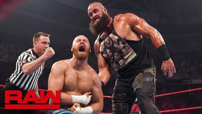[WBSOFG] Braun Strowman vs. Sami Zayn: Raw, May 20, 2019