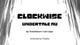 Clockwise комикс Undertale Rus Dub SkaiGi По часовой стрелке.