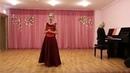 Мария Толмачева 3 класс Вечерняя песня М Мусоргский