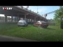 В Минске ГАИ устроила погоню за Audi
