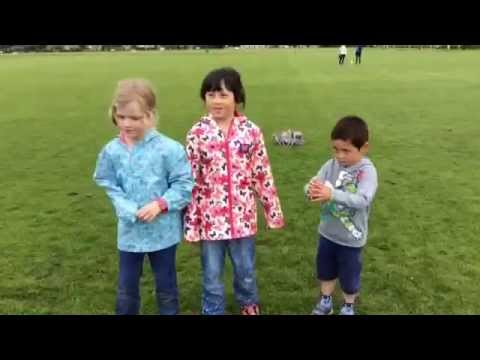 Port Starboard - Traditional Outdoor Games Challenge For Kids - No 8 - Rain-shine