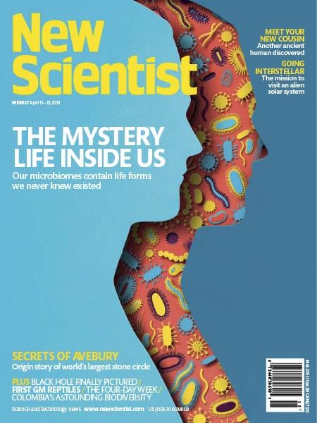 New Scientist - 04.13.2019