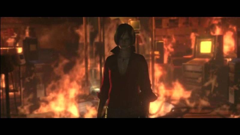 Resident Evil 6: All Endings - Leon, Chris, Jake, Ada,