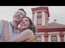 Love story in Troja castle Zbynek and Amina