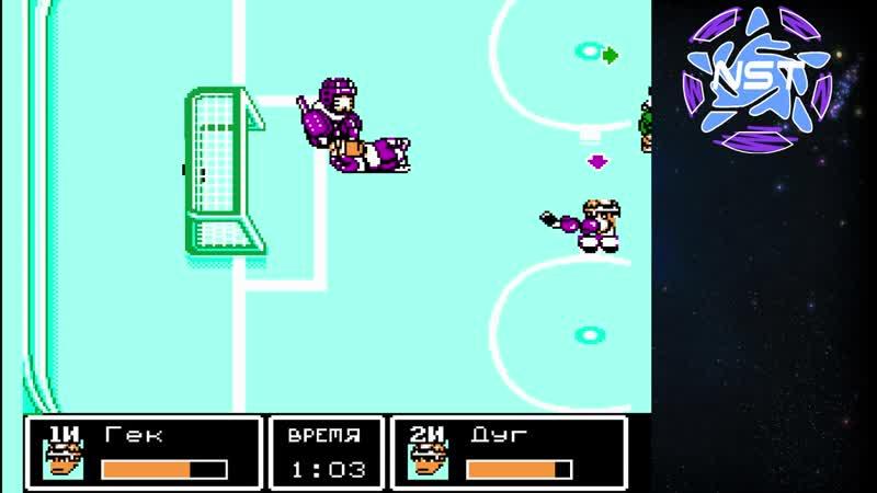 Ike Ike Hockey. Season V - Rock vs Transistor