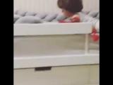 Видео отзыв о кроватке-тахте Skogen