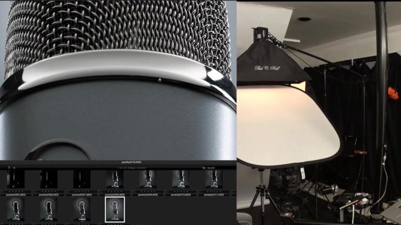 02. Blue Yeti Microphone Shot