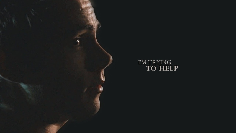 Stiles Stilinski ● Im trying to help